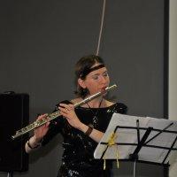 Флейтистка :: Albina