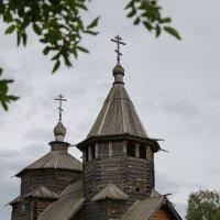 Воскресенская церковь (1776 г.) :: Мария Беспалова
