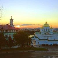 закатное :: Наталья Сазонова
