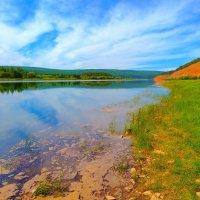 Течёт река Лена :: Анатолий Иргл