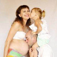 Счастливая семья :: Вероника Подрезова