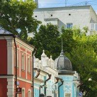 Москва, Старый Арбат :: Игорь Герман