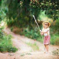 Маленький рыбак :: Ольга Хохлова