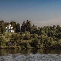 Утро на пригорке :: Valeriy Piterskiy