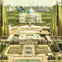 г. Астана :: TATYANA PODYMA