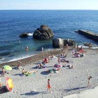 пляж в форосе :: valeriy g_g