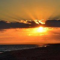 В сто десять солнц закат пылал... :: Ольга Голубева
