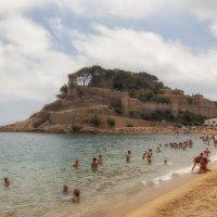 Замок в Тосса дель Мар :: Марина Назарова