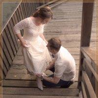 Свадебные обычаи. :: Алена Малыгина