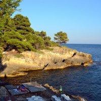 Вечер у моря :: Ольга
