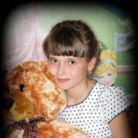 Вика. Годы молодые. :: Геннадий Храмцов