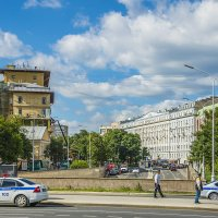 Москва, Смоленский бульвар :: Игорь Герман