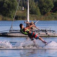 Водные развлечения :: Лариса Валентинова