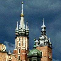 Мариацкий костел в Кракове :: Galina Belugina