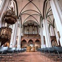 Nikolaikirche. Одна из самых старинных церквей в Берлине :: Татьяна Каримова