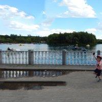 Пруд в парке  (продолжение) :: Павел Нарышкин