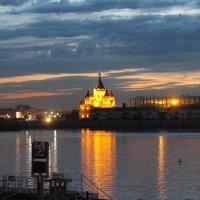 Нижний Новгород. Вид с набережной :: Andrew