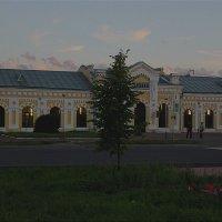 стаця Тихвин :: Сергей Кочнев
