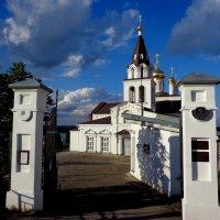 Храмы Нижнего :: Наталья Сазонова