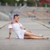 #pinkdreads :: Виктор Киевский (Raft & LEA)