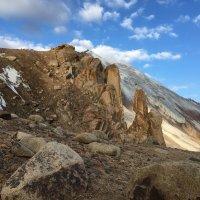Ледники Туюк-Су. :: Anna Gornostayeva