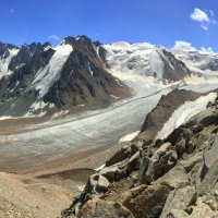 Каждый, кто оказывается в горах, не может оставаться равнодушным. :: Anna Gornostayeva
