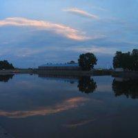 На закате :: Сергей Григорьев