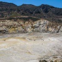 Греция, о. Нисирос, кратер спящего вулкана. :: Олег Oleg