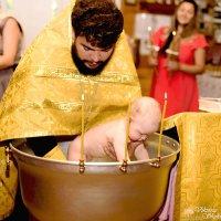Таинство крещения :: Viktoria Shakula