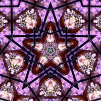 Fractal Kaleidoscope 08 :: Andy Kloxx Foxtronic