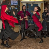 Грузинские танцы :: Viacheslav Birukov
