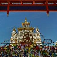 Золотая обитель Будды :: Павел