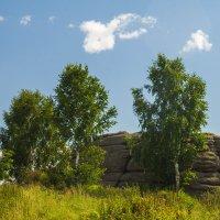 Каменные палатки :: Дмитрий Костоусов