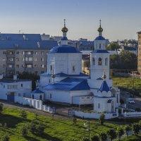 Церковь Рождества Пресвятой Богородицы :: Сергей Цветков
