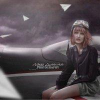 самолет :: Nikki Lashkevich