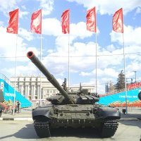 Т-72 Б3 :: Алексей Батькович