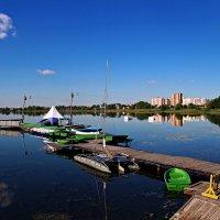 На озере :: Лара (АГАТА)