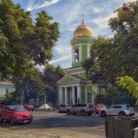 Воскресный день в июле на Екатерининской. :: Вахтанг Хантадзе