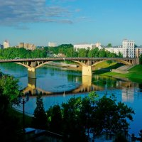 Витебский пейзаж :: Сергей Беляев