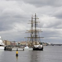 Корабли на Неве :: Татьяна Петранова