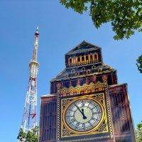 Гомель-время европейское, а телевышка наша :: yuri Zaitsev