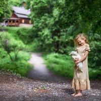 Деревенское детство :: Юлия