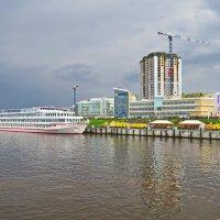 Чебоксарский речной порт :: aleksandr Крылов