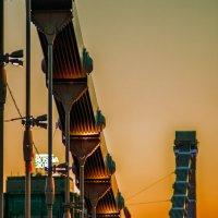 Крымский мост в Москве :: Tatiana Poliakova