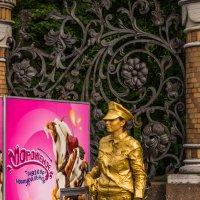 Мороженное и Золотая -Сладкая парочка... :: Ruslan