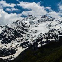 Горы Кавказа. Чегет :: Павел