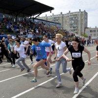 СТАРТ! :: Дмитрий Петренко