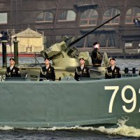 Морская пехота. :: Владимир Гилясев