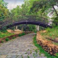 Утро старых бульваров... :: Вахтанг Хантадзе