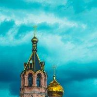 церковь :: Ольга (Кошкотень) Медведева